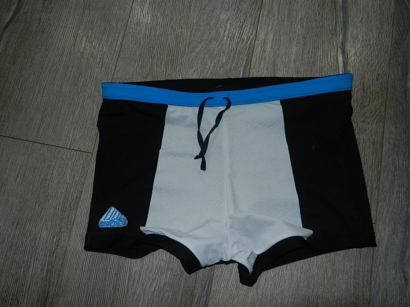 Adidas,оригинал s,m, черные плавки шорты,новые - Фото 4
