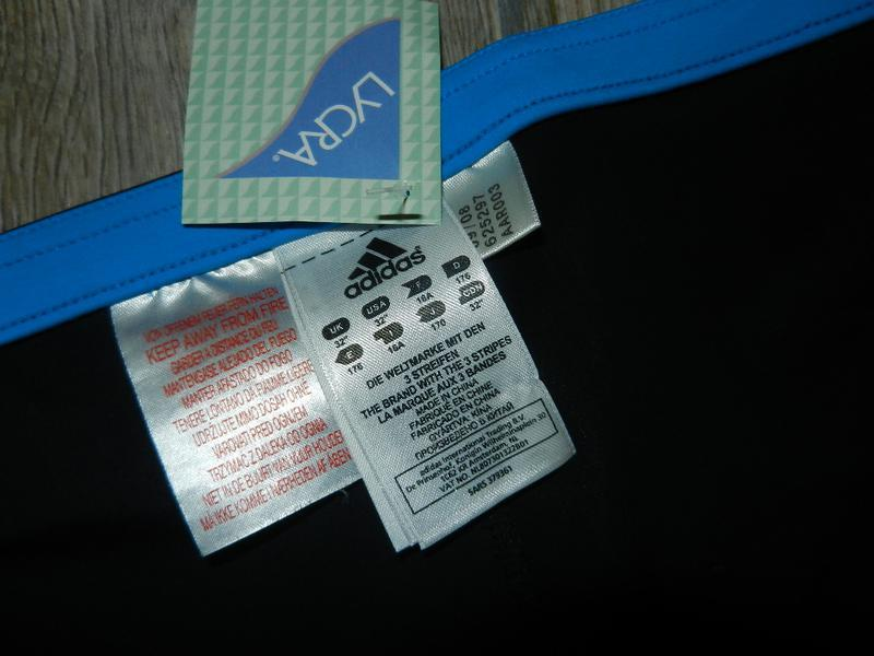 Adidas,оригинал s,m, черные плавки шорты,новые - Фото 5
