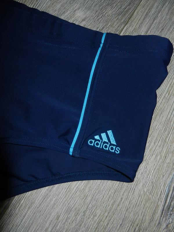 Adidas,оригинал черные плавки шорты,новые - Фото 2