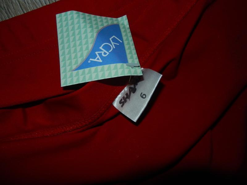 Xl/52 shamp,германия! темно-красные мужские плавки новые - Фото 5