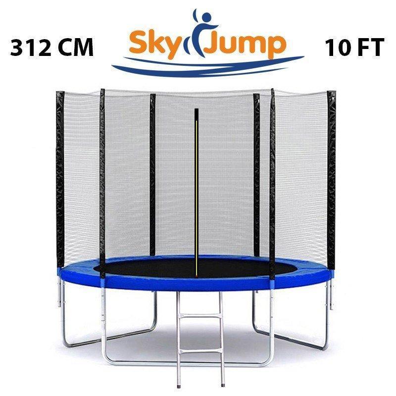 Батут 312 см Sky Jump (скай джамп)