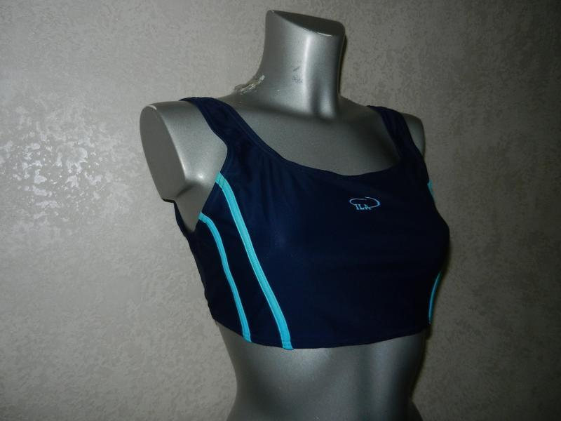Tesco,синий спортивный топ для фитнеса,для спорта,новый