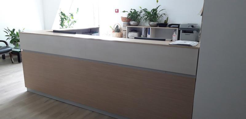Рецепция, офисная мебель - Фото 3