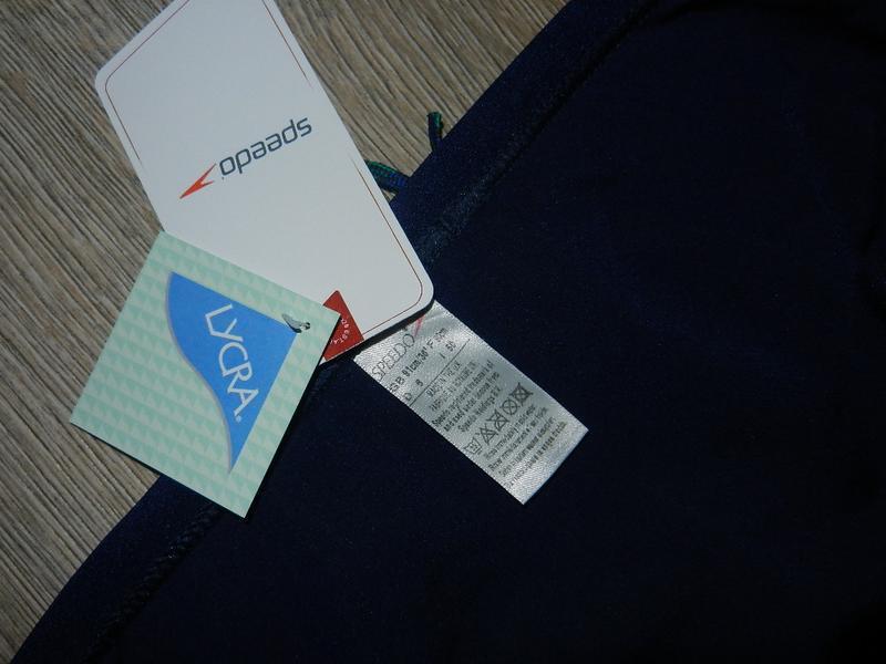 48/l speedo,оригинал! стильные синие плавки новые - Фото 6