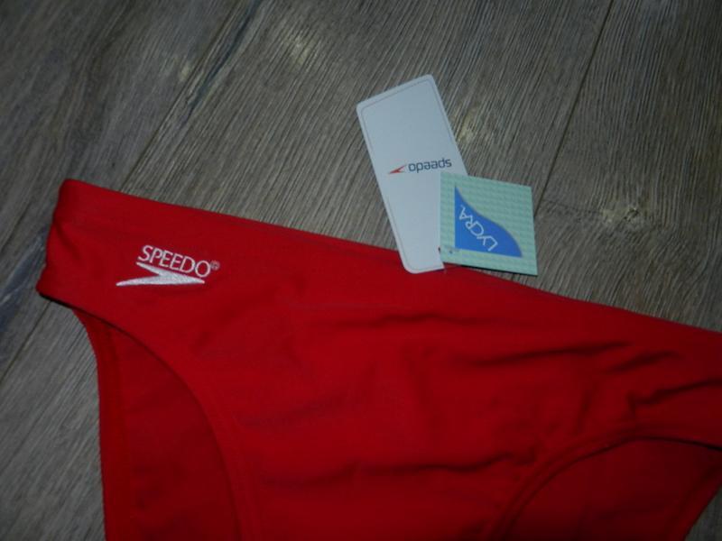 М/46 speedo,оригинал! стильные красные плавки новые - Фото 2