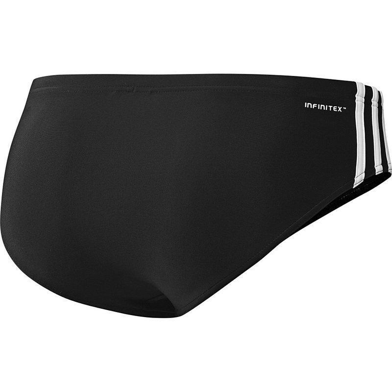 54-56/xxl adidas infinitex, оригинал черные плавки новые - Фото 3