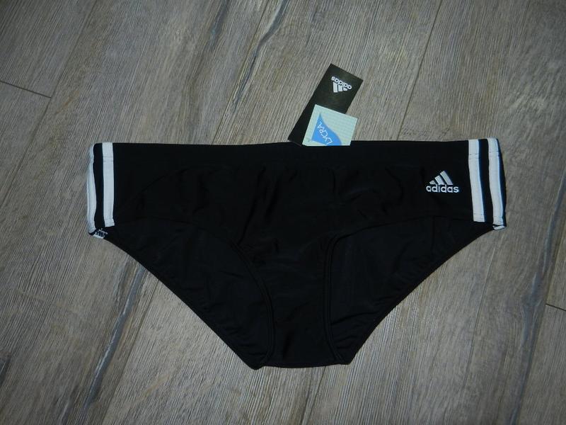 54-56/xxl adidas infinitex, оригинал черные плавки новые - Фото 4