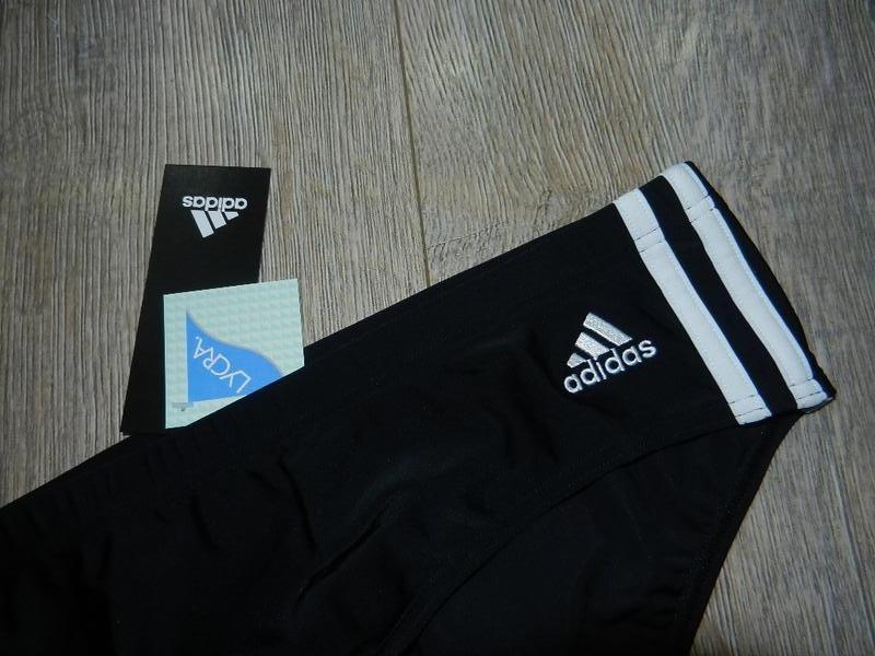 54-56/xxl adidas infinitex, оригинал черные плавки новые - Фото 5