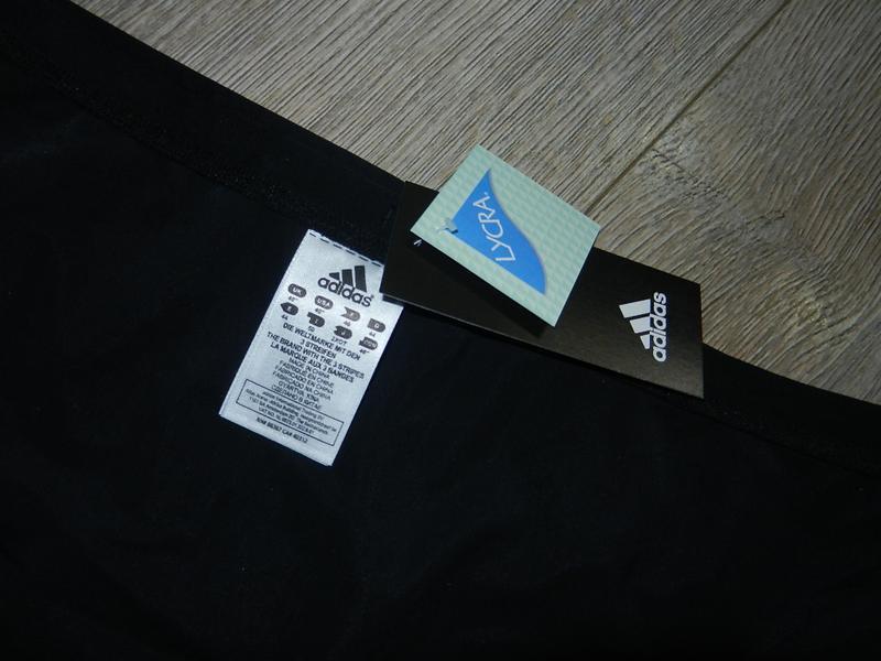 54-56/xxl adidas infinitex, оригинал черные плавки новые - Фото 10