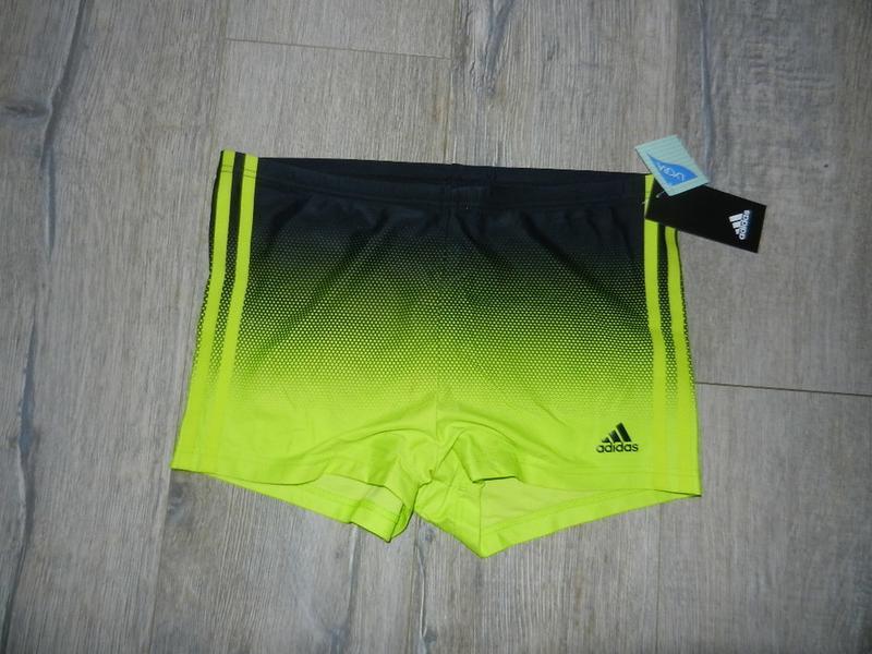 48/l adidas infinitex,оригинал!яркие салатовые плавки шорты,новые