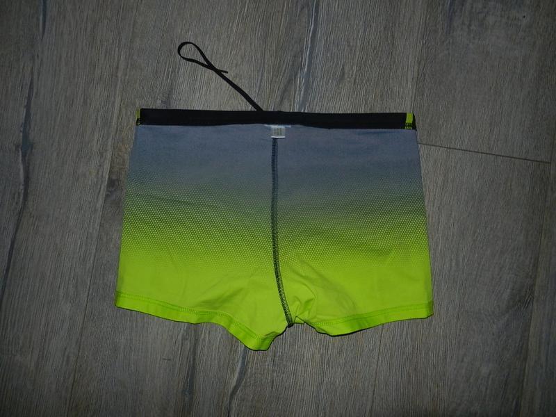 48/l adidas infinitex,оригинал!яркие салатовые плавки шорты,новые - Фото 5