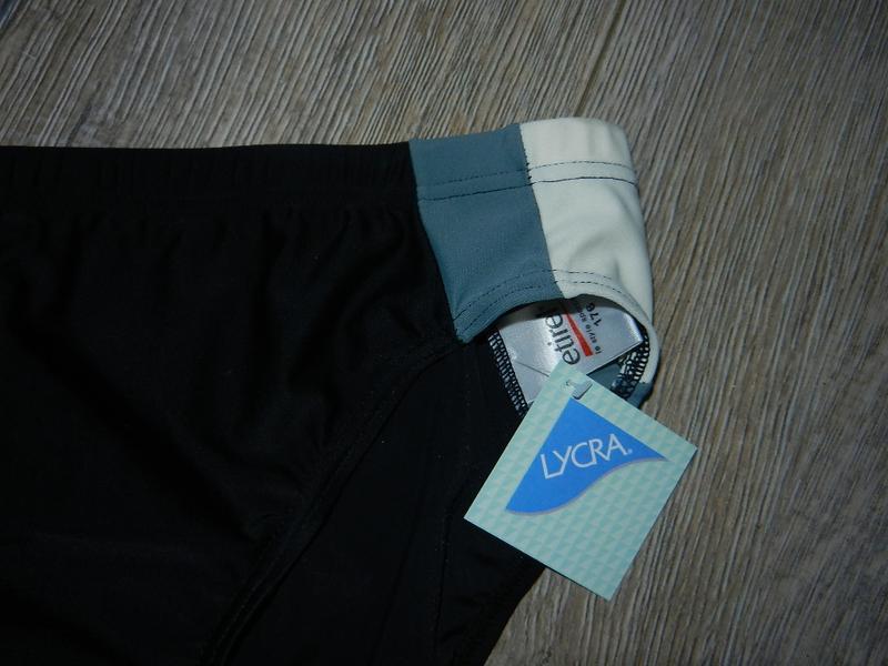 S/44 etirel,германия стильные черные плавки новые - Фото 2