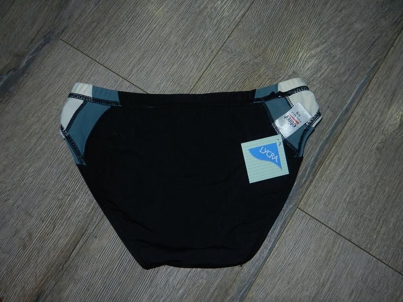 S/44 etirel,германия стильные черные плавки новые - Фото 6