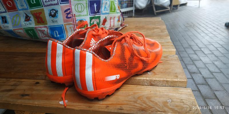 Копки Adidas Розмір 34 FR - Фото 2