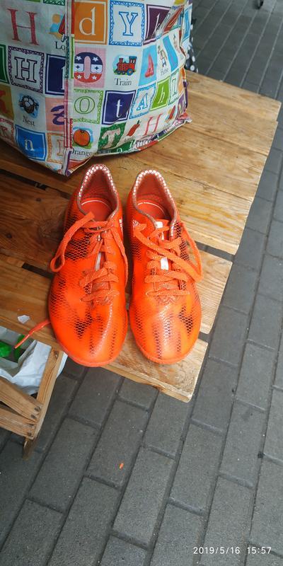 Копки Adidas Розмір 34 FR - Фото 3