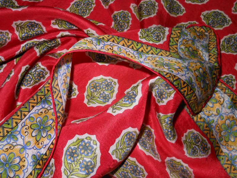 Италия! натуральный шелк! !нежный платок,палантин роуль!