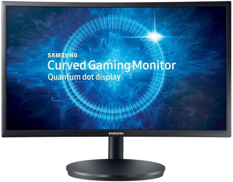 Игровой монитор Samsung C24FG70F 1ms, 144Hz, Curved