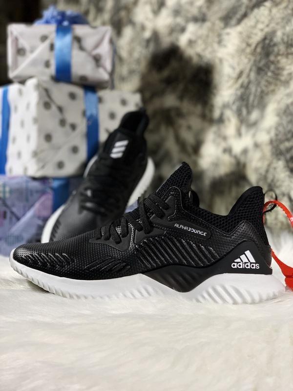 Кроссовки adidas alphabounce  (демисезонные)