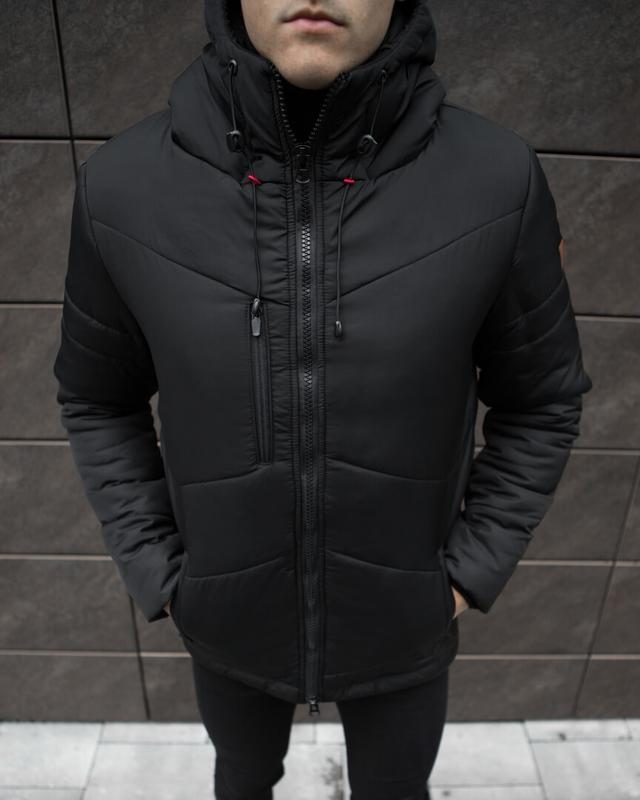 Зимняя мужская куртка PBlack