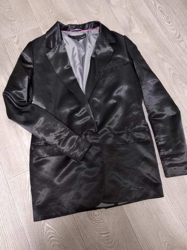 Пиджак жакет под атлас