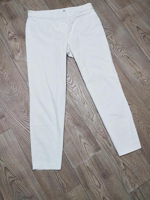 Крутые лёгкие летние брюки по щиколотку