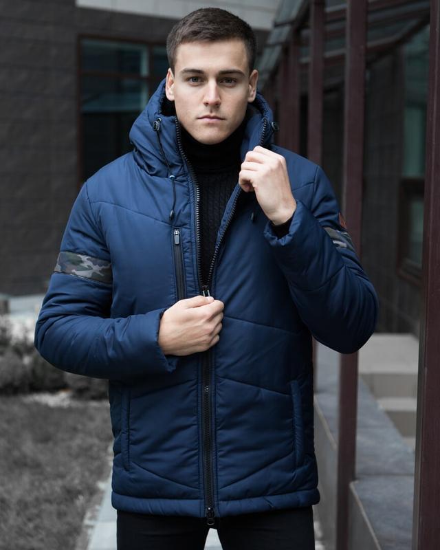 Зимняя мужская куртка PNavi - Фото 3