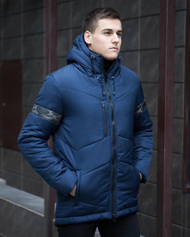 Зимняя мужская куртка PNavi - Фото 4