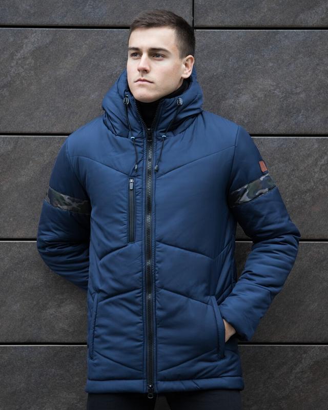 Зимняя мужская куртка PNavi - Фото 7