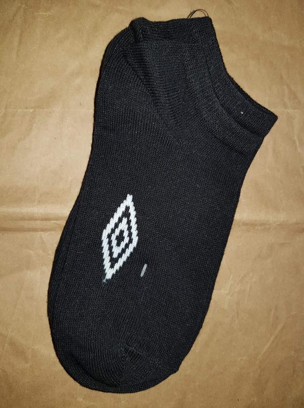 Носки 3пары umbro. размер 39-42
