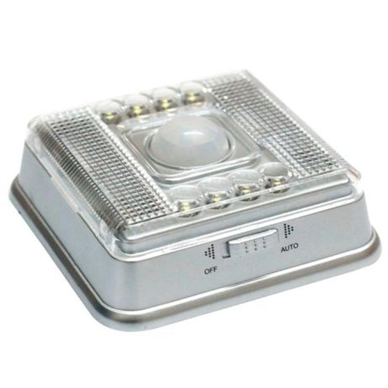 Светодиодный светильник с датчиком движения и освещенности - Фото 3