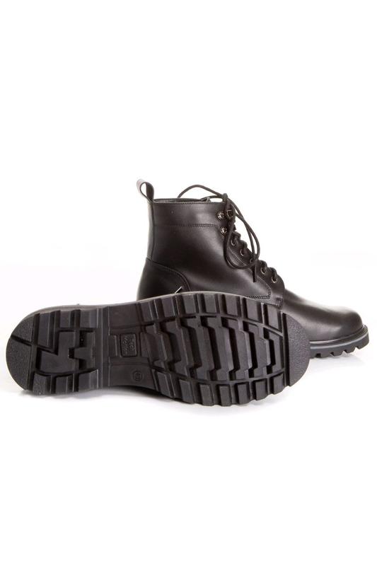 Мужские кожаные ботинки - Фото 2
