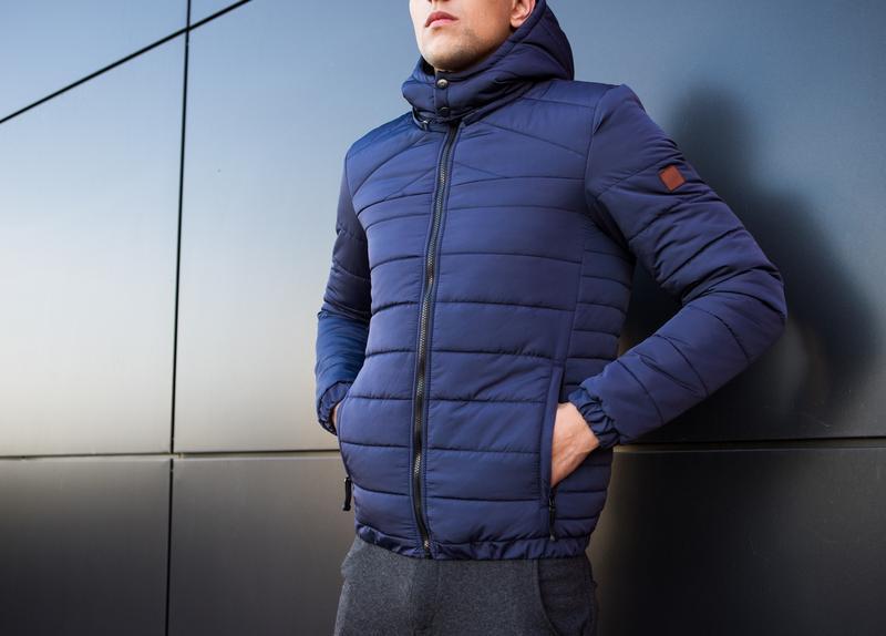 Зимняя куртка последний размер L - Фото 5