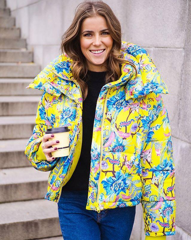 Трендовая оверсайз премиум куртка с воротником-пристежкой цвет...