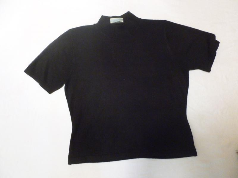 Простой базовый кроп топ свитер джемпер блуза маст хэв must have