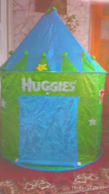 Детские палатки Huggies - Фото 7