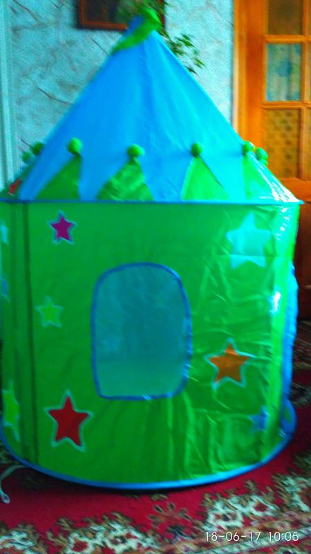 Детские палатки Huggies - Фото 2
