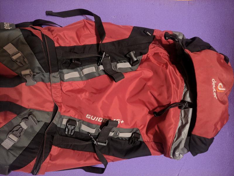 рюкзак deuter guide 45+