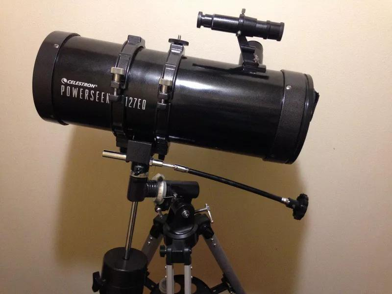 Телескоп Celestron PowerSeeker 127 EQ (21049) - Фото 7