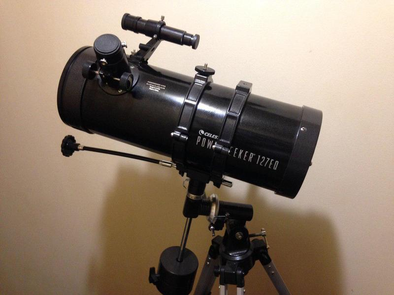 Телескоп Celestron PowerSeeker 127 EQ (21049) - Фото 13