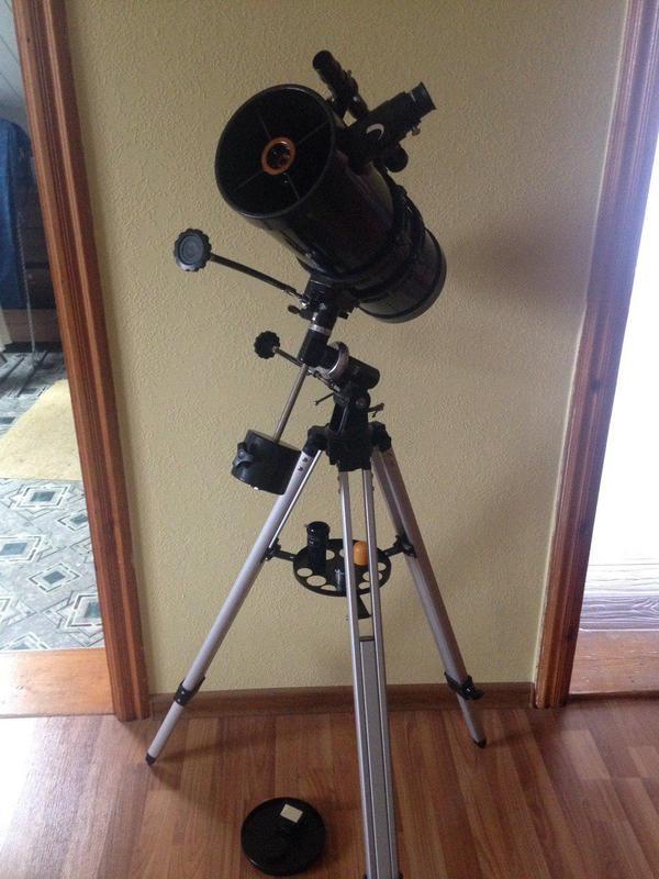 Телескоп Celestron PowerSeeker 127 EQ (21049) - Фото 17