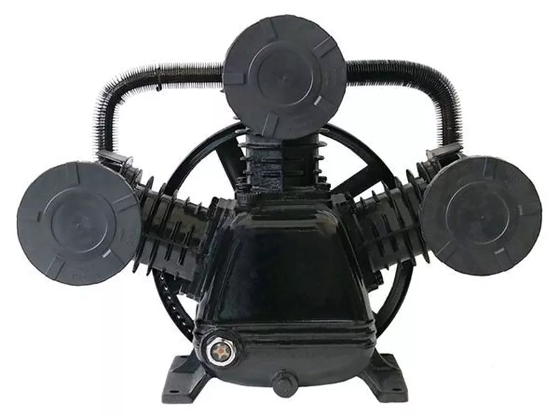 Компрессор, Голова для компресора от 450 до 1200л/мин