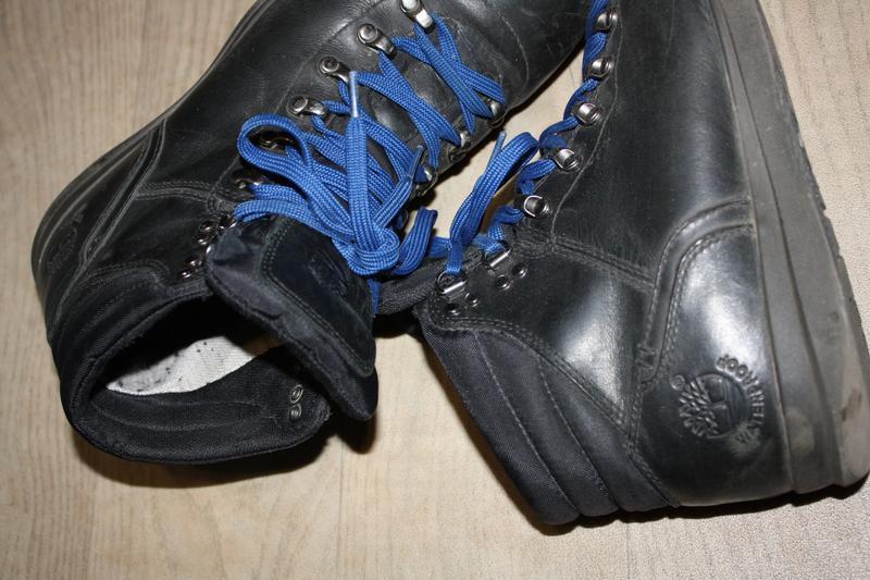 Зимние кожаные термоботинки  р-40 для мужчины или подростка,хо... - Фото 8