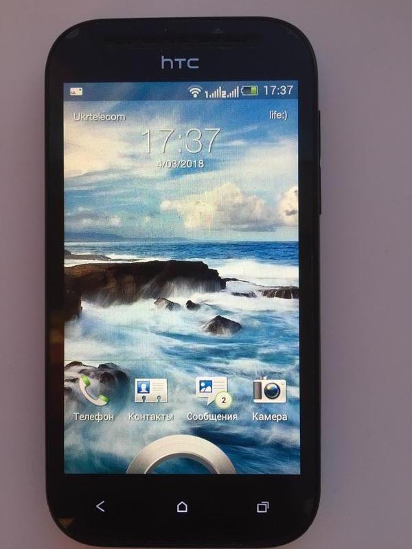 HTC Desire SV T326e Black