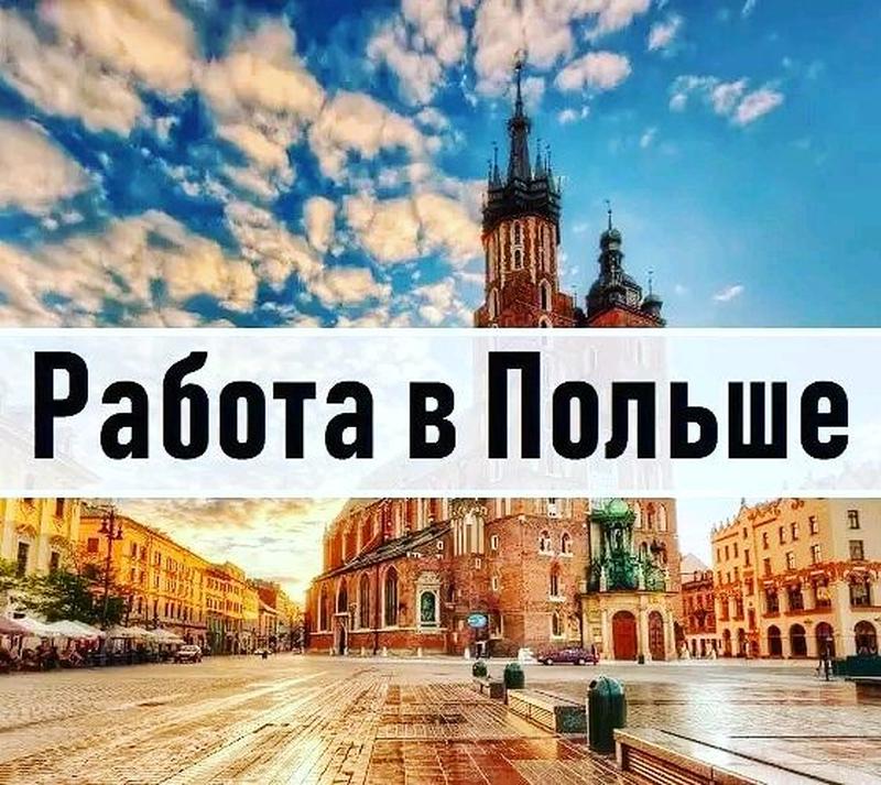 Работа в Польше, Зарплата от 800$