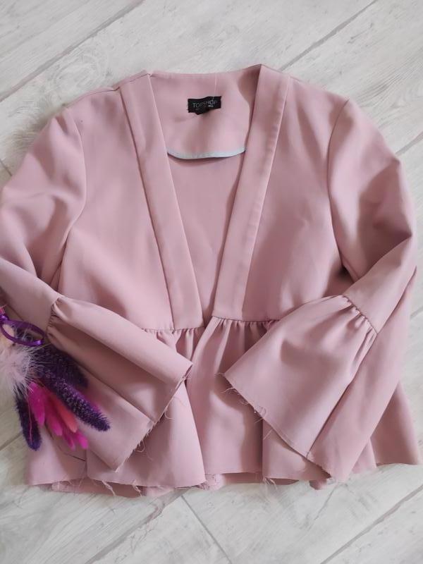 Очень классный пиджак topshop