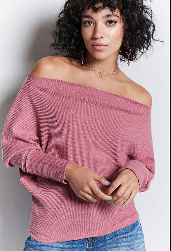 Легкий свитер forever 21