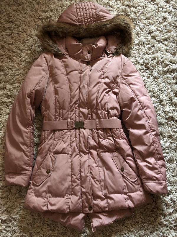 Куртка зимова на ріст 164см