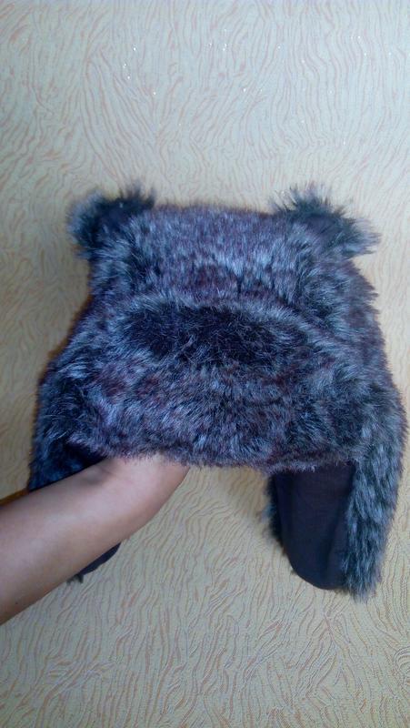 Детская шапка для вашего медвежонка