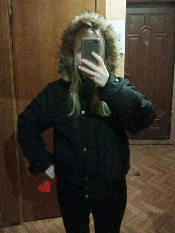 Зимняя женская короткая куртка курточка пуховик пальто парка