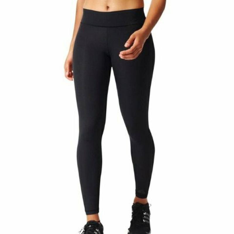Суперовые брендовые черные спортивные лосины леггинсы высокая ...